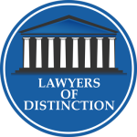 JTS Lawyers of Distinction Logo